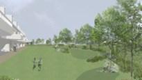 <sup></sup> <sup>Groene buffer van 23 meter moet achterliggende buren tegemoetkomen</sup>  Omstreden bouwproject  site Mariën van nul hertekend