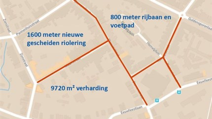 Bewoners van drie straten kiezen voor woonerf