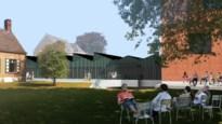 Nieuw vrijetijdscentrum voorgesteld: jeugd in de kelder, leestuin en kloeke boekentoren mét exclusieve baksteen