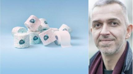 Antwerpenaar (39) introduceert wc-papier van bamboe: al bijna 100.000 rollen verkocht