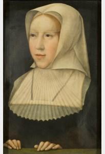 Brits museum leent Mechelen belangrijk portret van Margareta uit