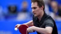 Tafeltennisser Cédric Nuytinck strandt in halve finales dubbel in Boedapest