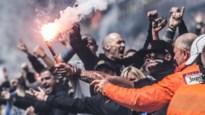 Piek in stadionverboden, maar vooral meer inbreuken op vuurwerk rond voetbalvelden