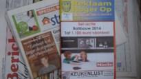 Gemeenteraad keurt aangepaste milieubelasting op ongeadresseerd drukwerk goed