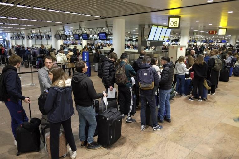 Stiptheidsacties zorgen voor hinder op luchthaven Zaventem