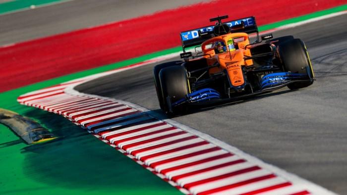 """McLaren F1 team vreest coronavirus: """"Niemand uit China mag onze motorhome bezoeken"""""""