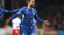 Genk zet stap richting Play-off 1 na moeizame overwinning op het veld van Kortrijk