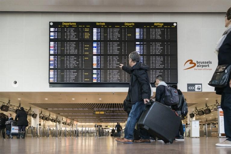 """Chaos verwacht vandaag op Zaventem door stiptheidsacties: """"Kom drie uur vroeger als je je vlucht wil halen"""""""