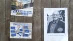 """Haatberichten op affiche: """"De grootste klootzak van Turnhout"""""""