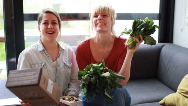 Antwerps duo maakt chocolade met rode biet of spinazie