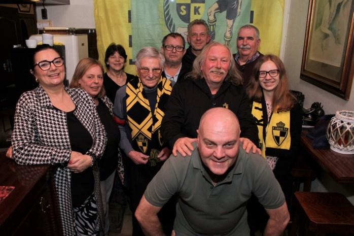 """Supportersclub Tinusvrienden bestaat  75 jaar: """"Toen Lierse SK twee jaar geleden failliet ging, waren we echt in paniek"""""""