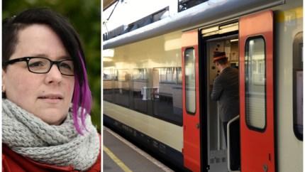 Controleur NMBS zet 14-jarig meisje met autisme van trein tijdens storm Ciara