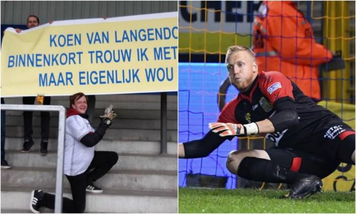 Trouwer heeft speciale boodschap voor Westerlo-doelman Van Langendonck