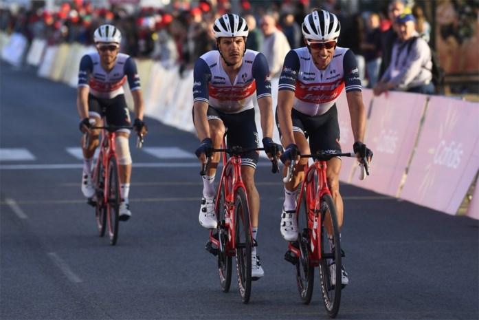 Koen de Kort moet opgeven in Ronde van Algarve na val van vrijdag, Stuyven en Theuns starten wel