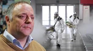"""Marc Van Ranst na Europese corona-doden: """"Sprake van een pandemie, we moeten versnelling hoger schakelen"""""""