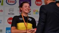"""Belgisch kampioene Jesse Vandenbulcke breekt nekwervel: """"Als jonge mama kan ik dit wel relativeren"""""""