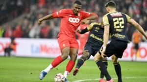 Afstandsschot Oulare doet Antwerp de das om in topper bij Standard