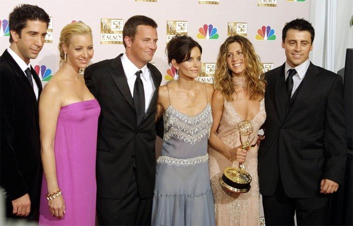 Acteurs bevestigen: nieuwe aflevering van 'Friends' op komst