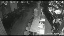 Café krijgt zeven keer dezelfde inbreker over de vloer