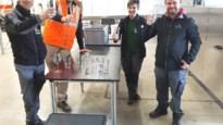 Maatwerkbedrijf De Sprong verhuurt herbruikbare bekers