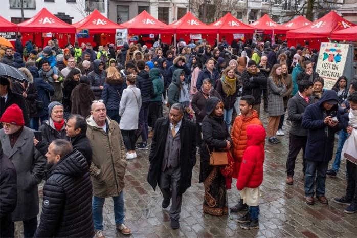 """Eerste editie Feest van de Moedertaal in Borgerhout: """"Mensen mogen best trots zijn op hun eigen taal"""""""