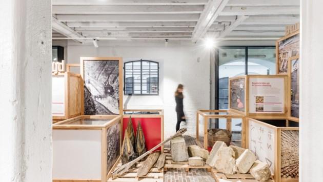 Zwaard en 150 andere voorwerpen gevonden tijdens werken Noorderlijn vertellen geschiedenis van Antwerpen