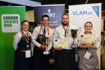 Kempense leerlingen winnen medailles voor hun prestaties in zaal en keuken