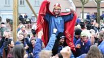 Marcel Paardekam kroont zich tot koning der koningen van het gansrijden