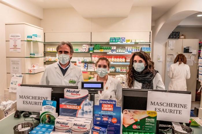 Italië in paniek door coronavirus: 50.000 man geïsoleerd en defilé voor lege zaal