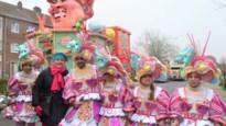 Stormweer teistert carnavalisten