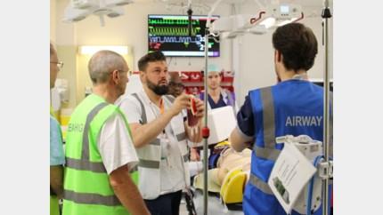 AZ Sint-Jozef Malle internationaal erkend als lokaal traumacentrum