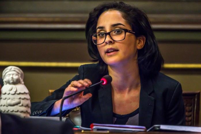 """Ikrame Kastit (Groen): """"Sluiting van woonwagenpark is een schande"""""""