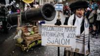 Wereldwijd kritiek op joodse karikaturen, maar carnavalisten in Aalst doen er nog schep bovenop