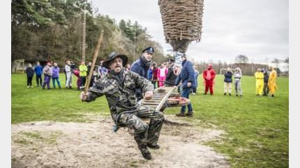 Jaarlijkse traditie: Olmense vastenavondpartijen vieren carnaval  met hanekap