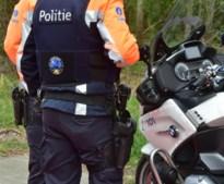 Automobilist met levenslang rijverbod vlucht onder invloed van alcohol voor politiecontrole