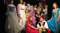 Nieuwe versie 'Aladdin' in première in theater Piep
