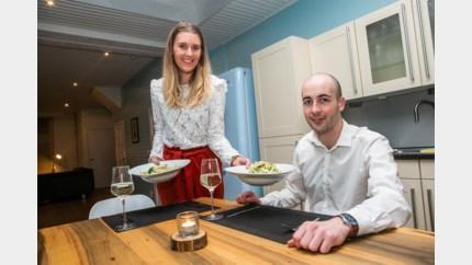 Kapels koppel start met bedrijf dat  kant-en-klare vegan maaltijden levert