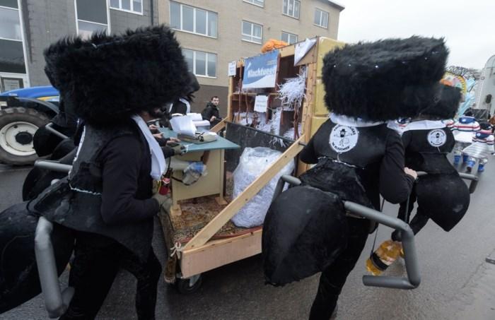 """Wereldwijd veroordelen joodse organisaties Aalst Carnaval: """"Een regelrechte schending van de Europese grondwaarden"""""""