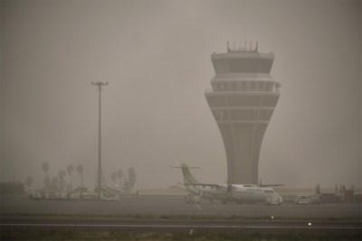 Koppel uit Noorderwijk ziet vliegtuig naar Tenerife noodgedwongen terugkeren door zandstorm