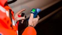 Dronken bestuurders proberen tevergeefs te ontsnappen aan controle