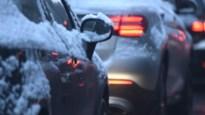 Opgelet: winterse buien zorgen komende dagen voor gladde wegen op as Brussel-Antwerpen