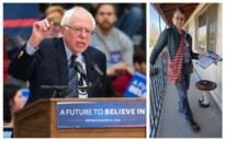 """Kempenaar zit in campagneteam presidentskandidaat Bernie Sanders: """"Duizenden Amerikanen overtuigd"""""""