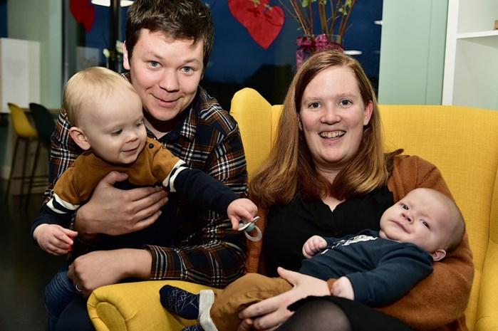 Sint-Katelijne-Waver verwelkomt met boreling Mattis 21.000ste inwoner