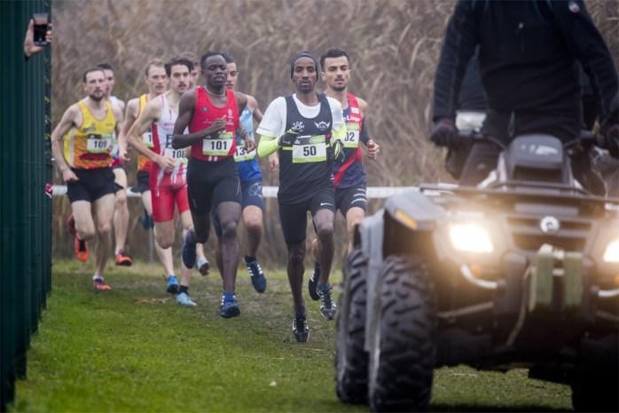 Na de storm in Laken is er een nieuwe datum voor het BK veldlopen: zondag 1 maart