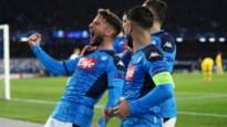 <I>Finalmente</I>! Dries Mertens evenaart clubrecord met 121ste doelpunt voor Napoli
