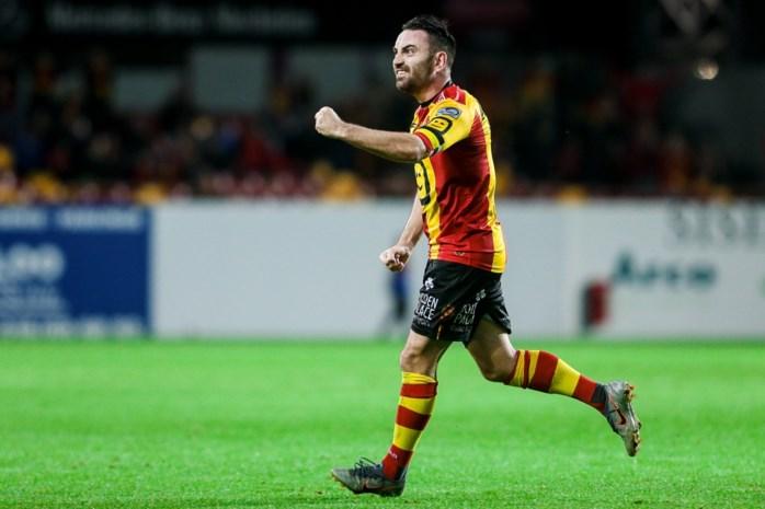 Nog geen Kaya op training bij KV Mechelen