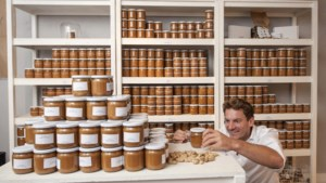 Eerste pindakaaswinkel van België opent in Antwerpen