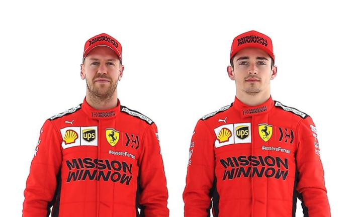 """Ferrari wil absoluut nieuw debacle met ploegmaats Vettel en Leclerc vermijden: """"Desnoods extra teamorders"""""""