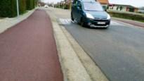 Nieuw verkeersplateau in Kleistraat blijkt te hoog