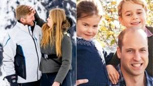 ROYALS. Willem-Alexander en Amalia maken plezier, bijzonder moment voor kinderen Kate Middleton